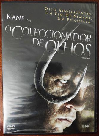 O Coleccionador de Olhos - See No Evil - 2006 - DVD