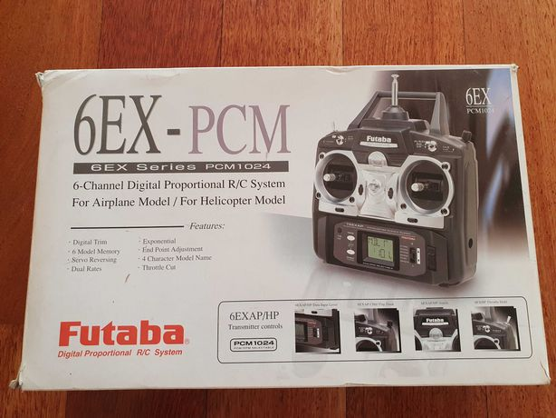 Radio Futaba 6EX-PCM