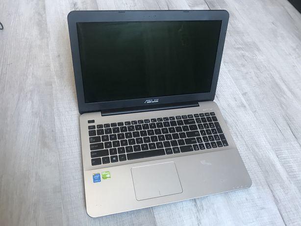 Игровой ноутбук Asus x540/i3-5005/8 RAM/1 TB/Geforce GT920m на 2 GB