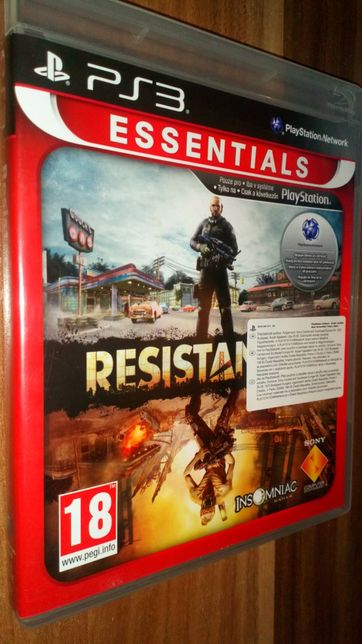 Gra PS3 Resistance 2 II Playstation 3 hit