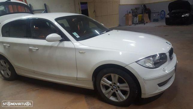 BMW Serie 1 (E81) 118d 2.0 Pack M 2009 para peças