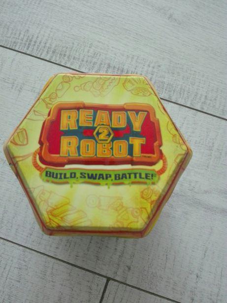 robot zbuduj nowy