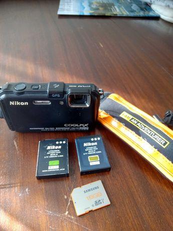 Nikon Aw100 ActionCam