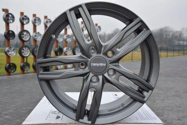 """RSCAR"" - Felgi Carmani 16"" 5x112 NOWE!Audi, VW, Mercedes, Skoda, Seat"