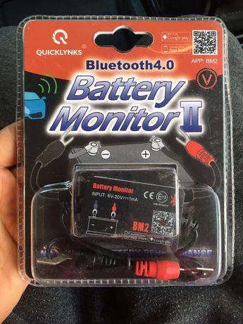 Miernik tester akumulatora Bluetooth