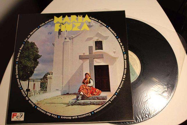 "Disco de Vinil ""Maria Fiuza"""