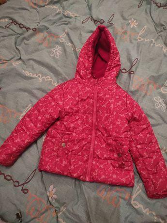 Куртка зимова на флісі
