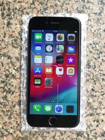 iPhone 6 16GB, Desbloqueado, Grade A (Sem Touch iD) - Com Acessórios