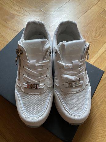 Mexx Sneakersy Białe rozm 31 Nowe