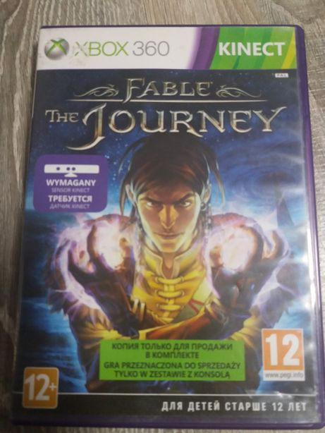 Fable the Journey Xbox360 kinecy