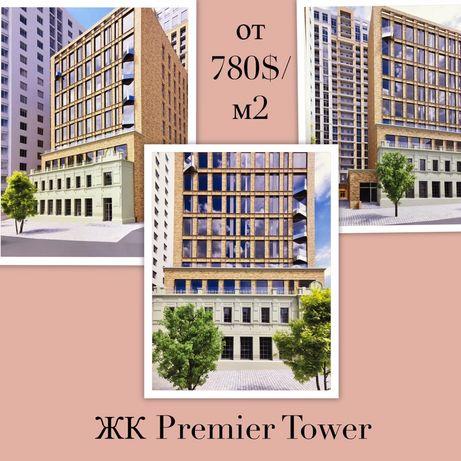 Квартиры в ЖК Premier Tower
