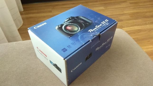Canon Power Shot S5 IS