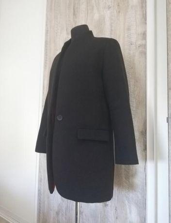 Пальто S M черного цвета