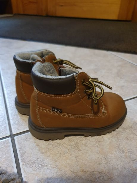 Kozaki, buty fils 24