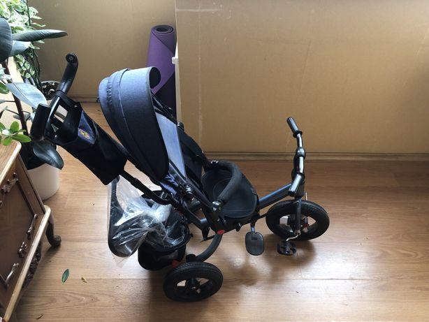 Продам 2 Трехколесных велосипеда + коврик-пазл в подарок