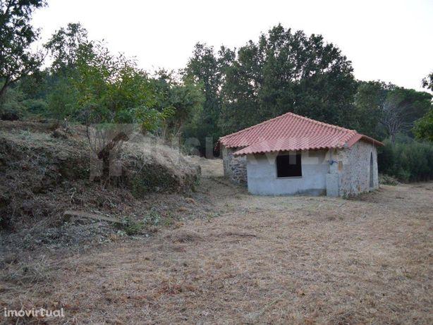Quintinha com 6.500 m2, com casa em pedra, completamente ...