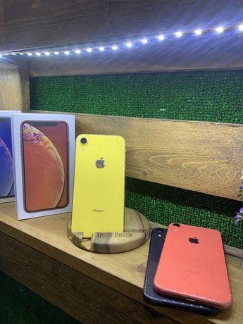 IPhone Xr 64 Yellow Гарантия 6 месяцев