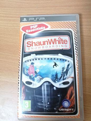 Shaun White Snowboarding para PSP