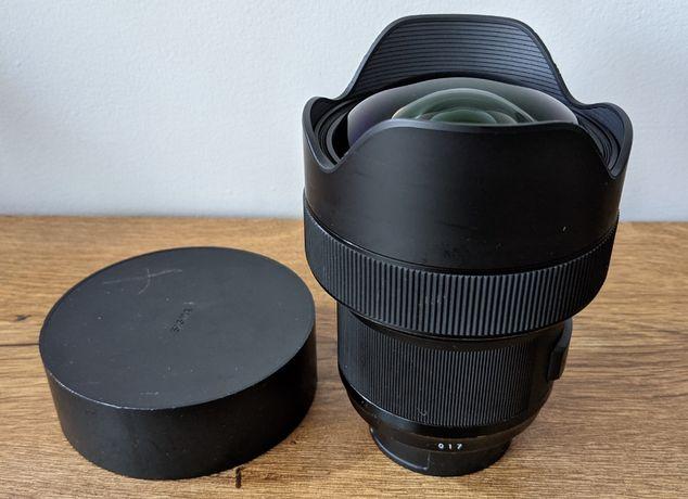 SIGMA 14mm 1:1.8 ART DG HSM Nikon