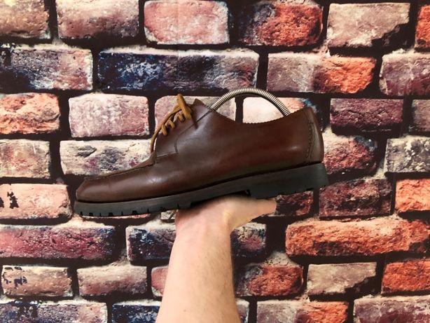 D.H.POLLAK Made in Italy мужские туфли Размер 44 45 29 см
