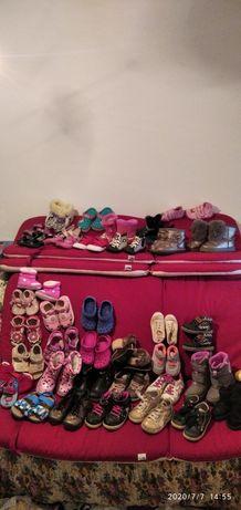 Фірмове дитяче взуття розмір 20- 25