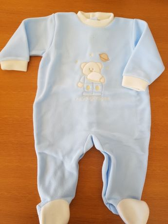 Babygrow polar 24m