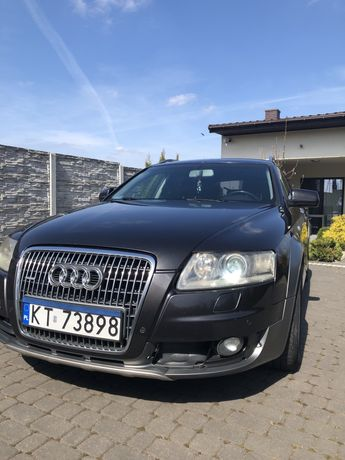 Audi a6 c6 allroad 3.0tdi quattro 220 km