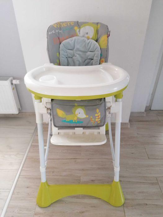 Krzesełko do karmienia dla dziecka Baby Design Pepe Pszczółki - image 1