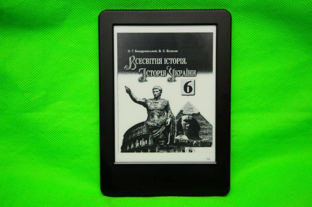 Электронная книга Kindle 6 Отличное сост. Оригинальный чехол Киев - изображение 1