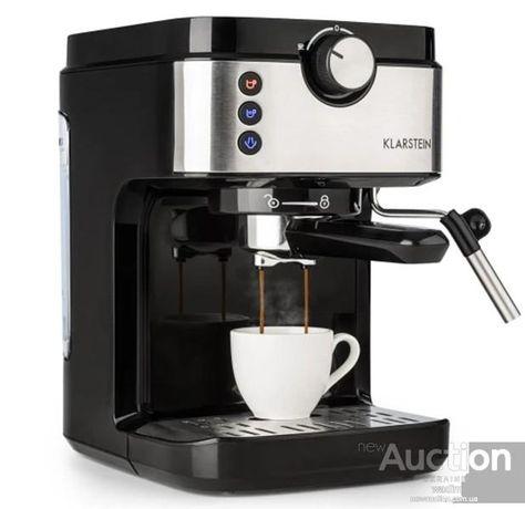 Кофеварка рожковая Klarstein BellaVita Espresso (10033137) Германия