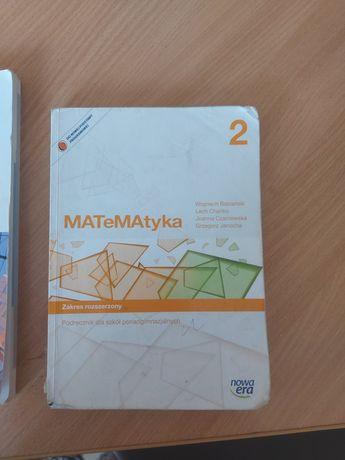Książki do rozszerzonej matematyki