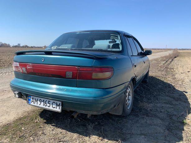 KIA Sephia по цене Lanos газ 4пок 7 литров/на 100 км