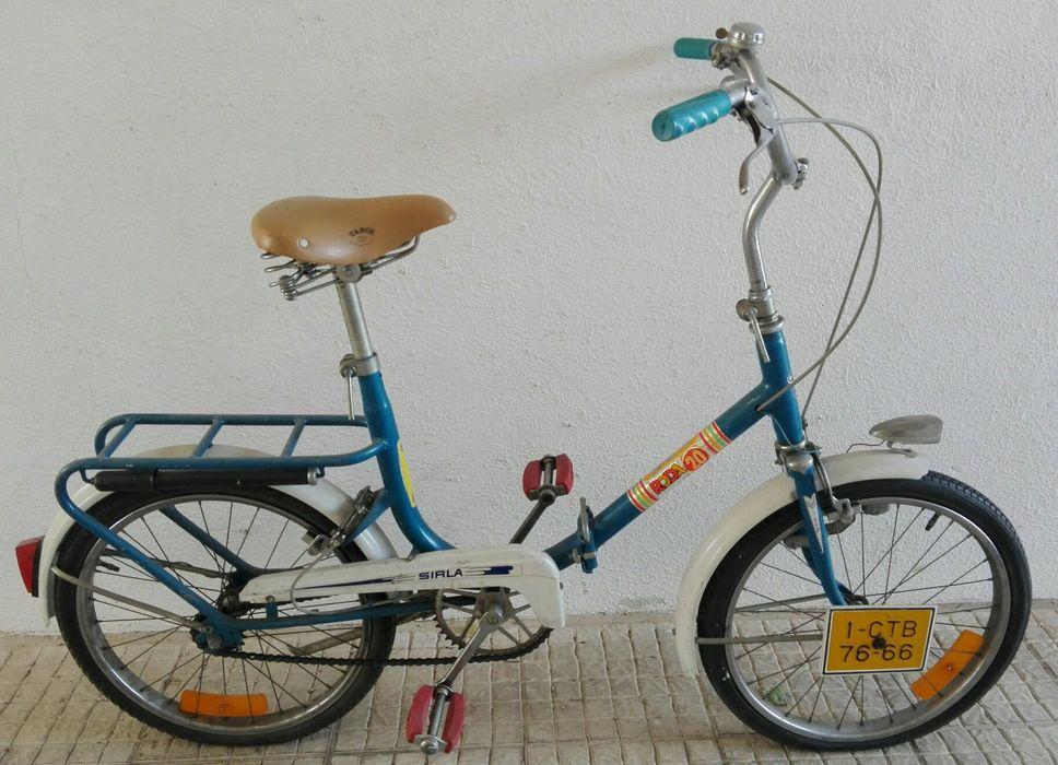 Bicicleta com 30 anos - NOVA Castelo Branco - imagem 1