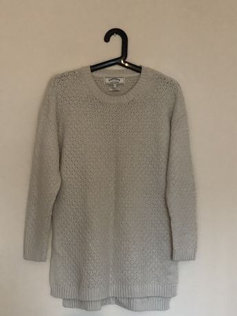 Beżowy sweterek firmy Fatface