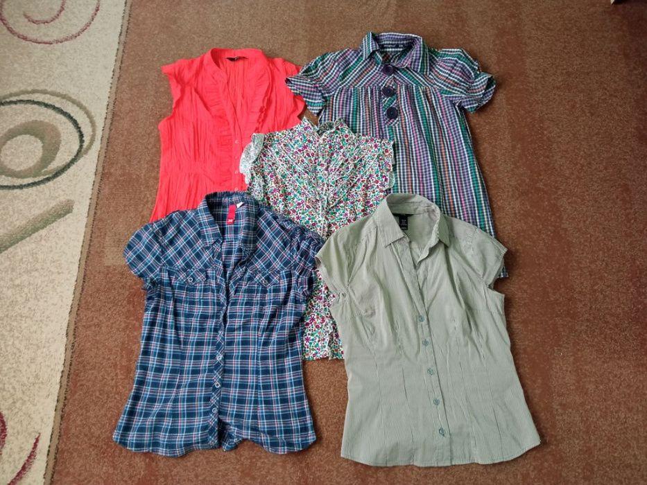 Zestaw koszul damskich rozmiar S/M Dębica - image 1