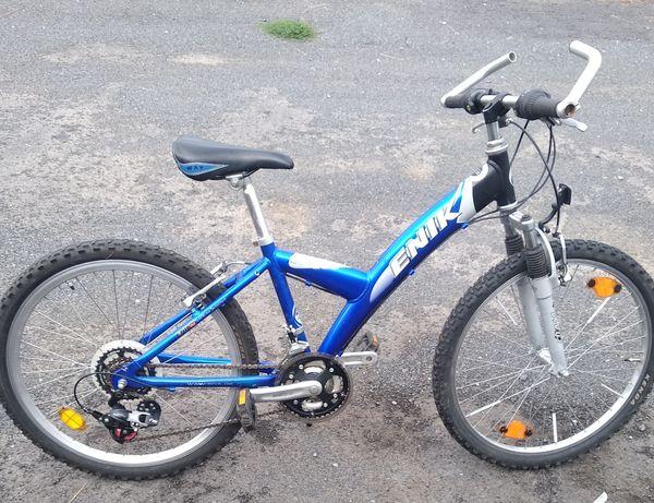 Aluminiowy rower młodzieżowyEnik