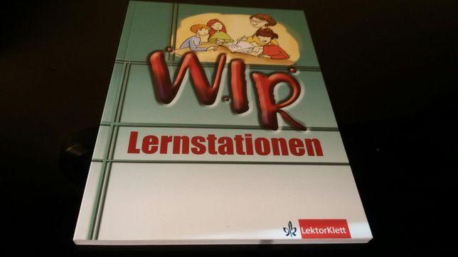 Książka do języka niemieckiego dla klasy IV - VI