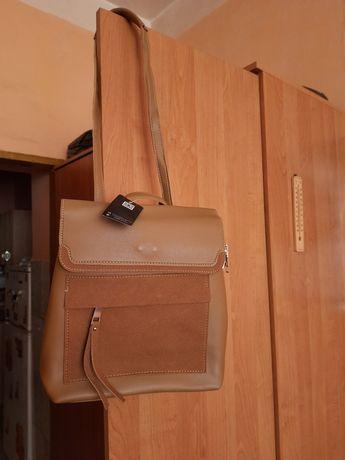 Nowe Torebko -  plecak damski