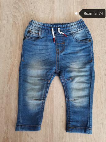 Spodnie chłopięce - różne rozmiary.