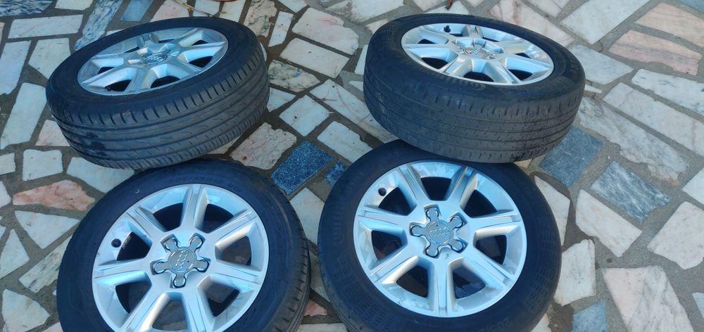 4jantes Esp. Audi A3 orig. Com pneus . Santo Tirso, Couto (Santa Cristina E São Miguel) E Burgães - imagem 1