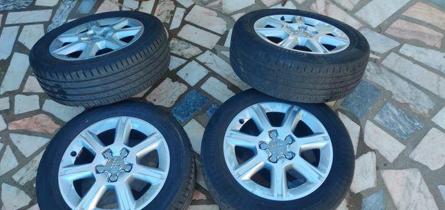 4jantes Esp. Audi A3 orig. Com pneus .