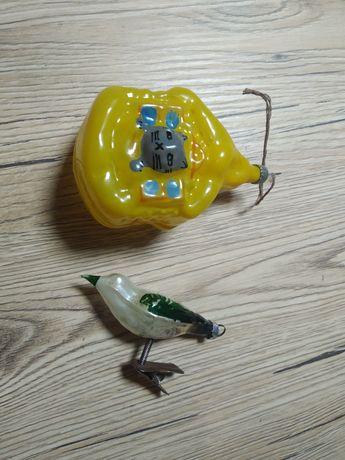 Советские игрушки на ёлочку