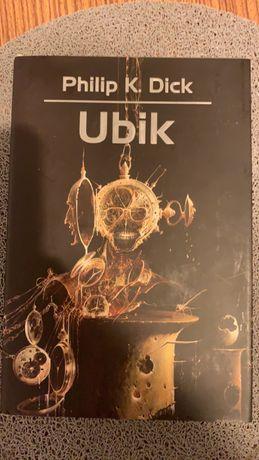 """Książka """"Ubik"""" Philip K. Dick"""