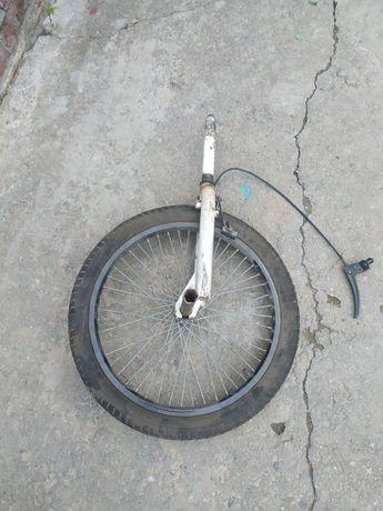 Колесо на велосипед BMX