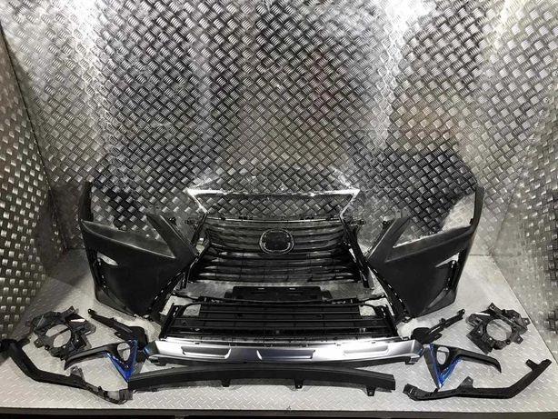 Lexus RX Бампер передний в сборе, Крыло переднее НОВОЕ БУ 2016-2020
