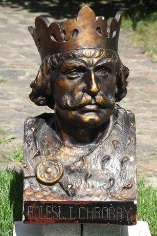 Bolesław Chrobry popiersie