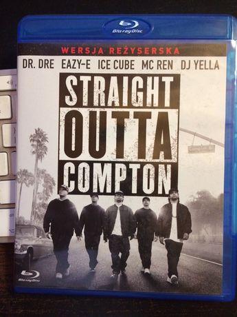 Straigh Outta Compton Bluray