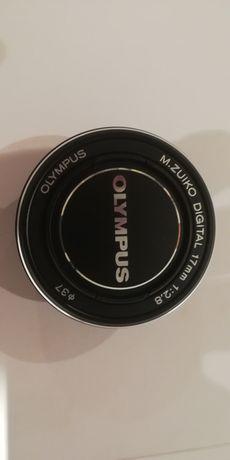 Objetiva Olympus M.Zuiko digital 17mm 1:2,8