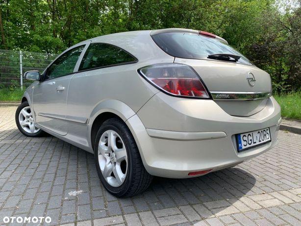 Opel Astra 1.7CDTI 110KM GTC Klimatyzacja Stan Bardzo Dobry