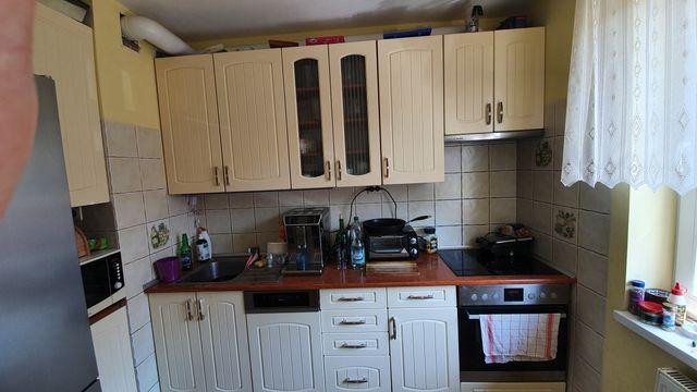 Szafki kuchenne  245cm